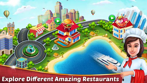 Chef's Life : Crazy Restaurant Kitchen apkmr screenshots 4