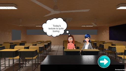 Interactive Story for ladybug - School days 1.5 screenshots 2