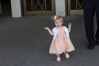 Photo: Cecily's best cousin friend Mia Jane!  Here she is world!  It's impossible not to love this little girl.