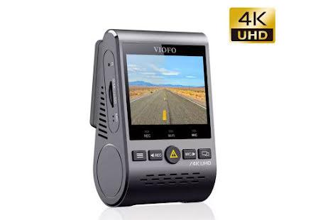 Bilkamera, VIOFO A129 PRO ULTRA 4K, 3840x2160p, GPS, WiFi