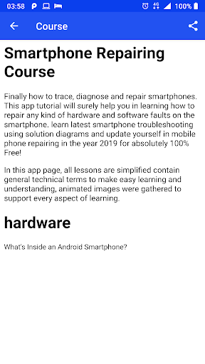 Download Smartphone Repair Course on PC & Mac with AppKiwi