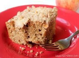 Mom's Old-fashioned Apple Cake Recipe
