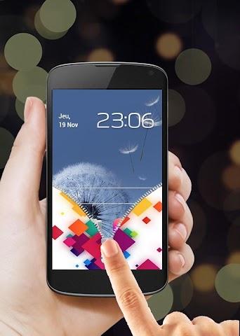 android Zipper Screen Lock 2016 Screenshot 6