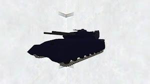特殊部隊専用MBT「シュバルツ」