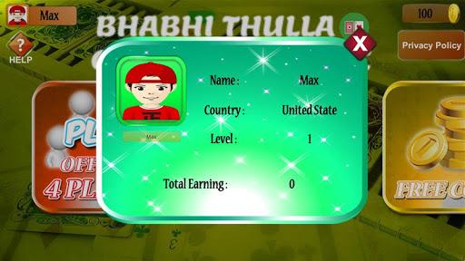 Bhabhi Thulla Cards Game Solitaire Challenge 1.3 screenshots 7