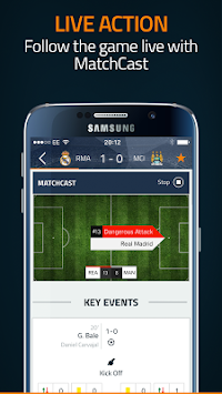 Στόχος Live Scores APK screenshot thumbnail 3