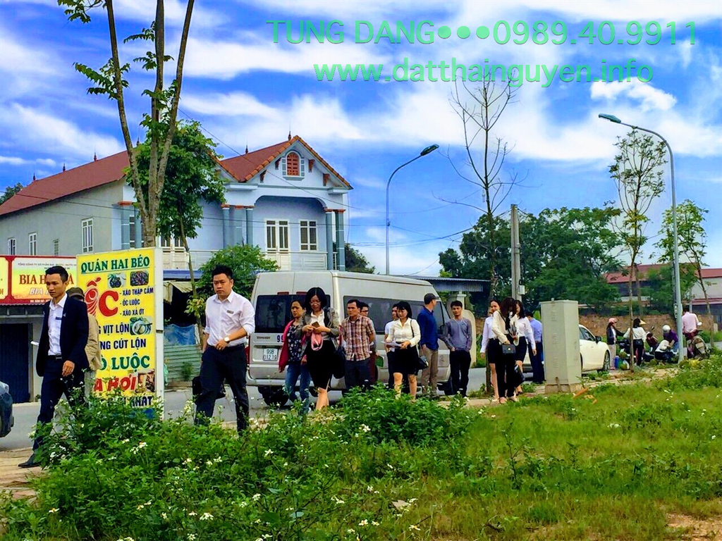 Dự án Tân Tiến Phổ Yên