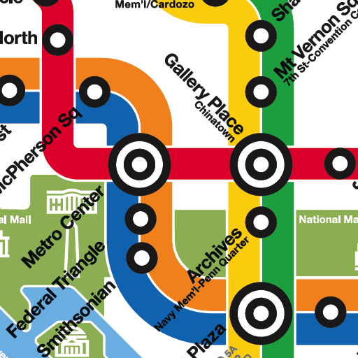 Washington DC Metro Map   Apps on Google Play