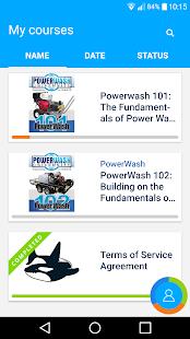 PowerWash University - náhled