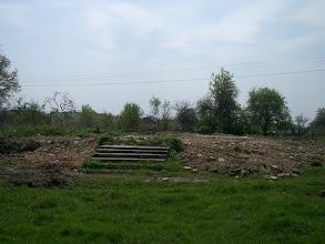 Photo: Pozostałości szkoły