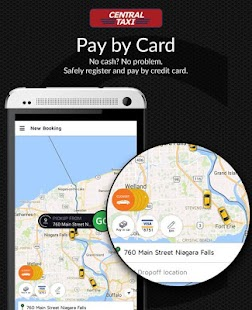 Central Taxi Niagara- screenshot thumbnail
