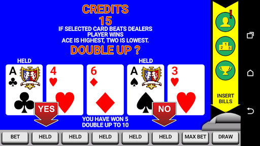 Video Poker Classic Double Up Apk 2