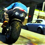 Super Bike Racing Highway Game