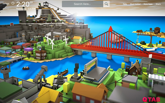 Roblox Wallpapers New Tab Theme