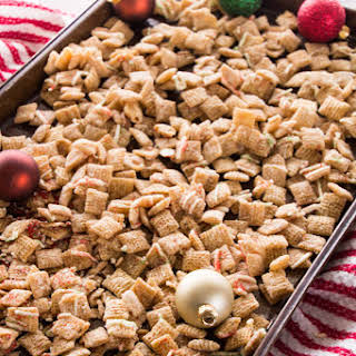 Sugar Cookie Chex Mix.
