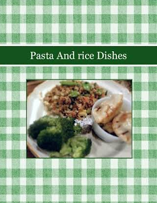 Pasta And rice Dishes