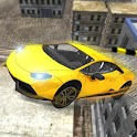Speedy Stunts Car 3D icon