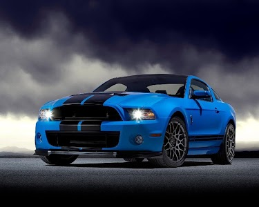 Themes Ford Shelby screenshot 3