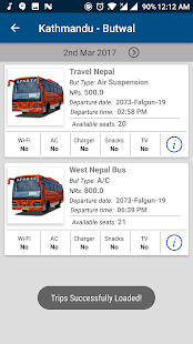 PNBBS - West Nepal Bus Booking- screenshot thumbnail