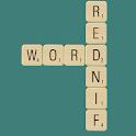 Anagram unscrambler - Word finder icon