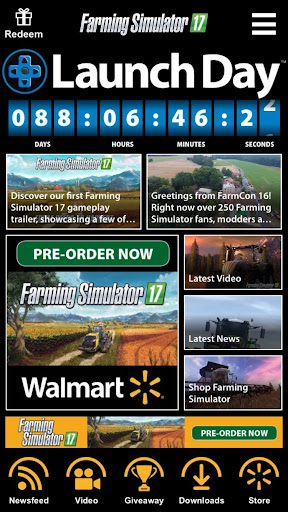 LaunchDay - Farming Simulator screenshot