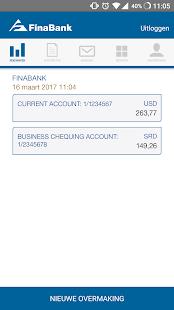 Finabank - náhled