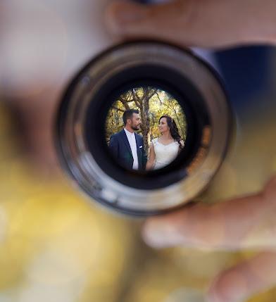 Φωτογράφος γάμων Ramco Ror (RamcoROR). Φωτογραφία: 14.10.2018