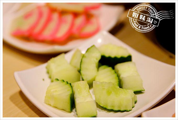 茉荳獨享鍋大黃瓜
