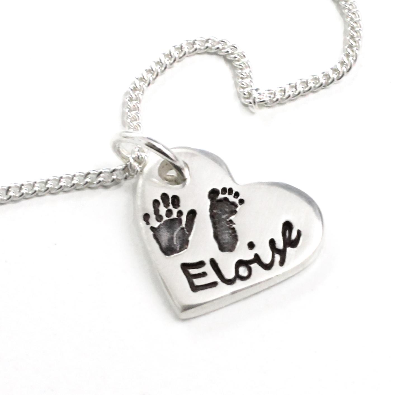 Hi res - Hand Footprint heart necklace.jpg