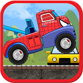 Spider Car Racing Game