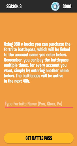 Fortnite Battle Pass Free for PC