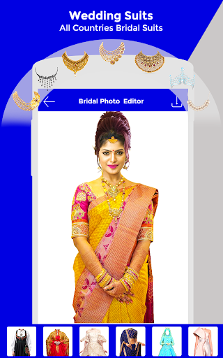Image of Bridally - Wedding Makeup Photo Editor Beauty app 2.4 1