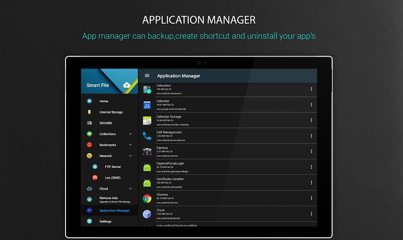 File Manager - Local and Cloud File Explorer Screenshot 11