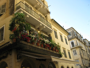 Photo: Corfu high rise garden