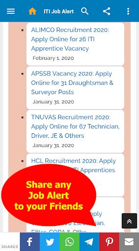 ITI Job Alert screenshot 6