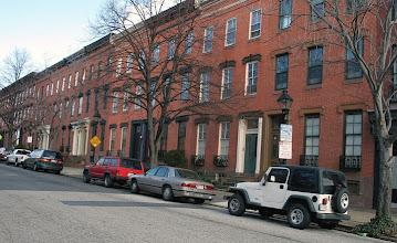Photo: Union Square unit block of South Stricker St.