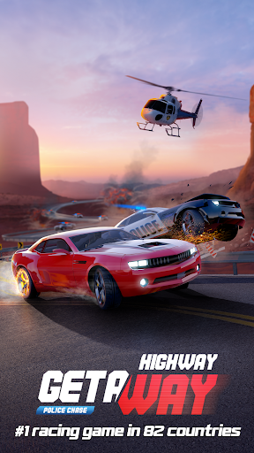 Highway Getaway: Police Chase  screenshots 1