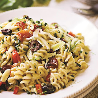 Basil Pesto Pasta Salad Recipes