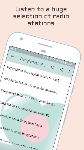 Bangladesh Radio Stations by AMSApps (Google Play, United States