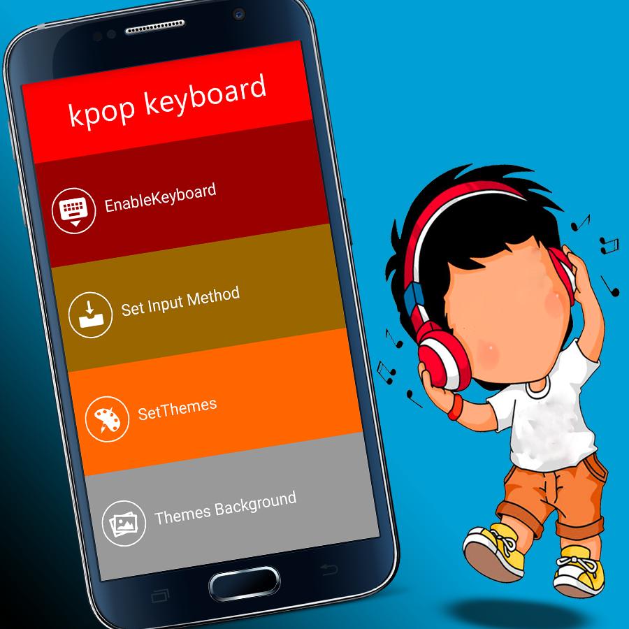 Google themes kpop - Kpop Themes Keyboard Screenshot