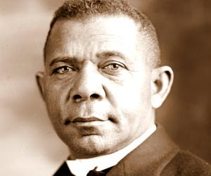 Booker T. Washington: prophetic words of 100 years ago