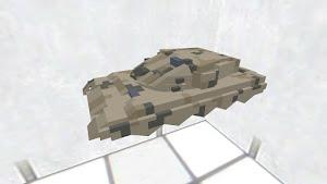 Free  ZTZ-96A 砂漠迷彩