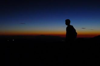 Photo: You experience the sunrise.
