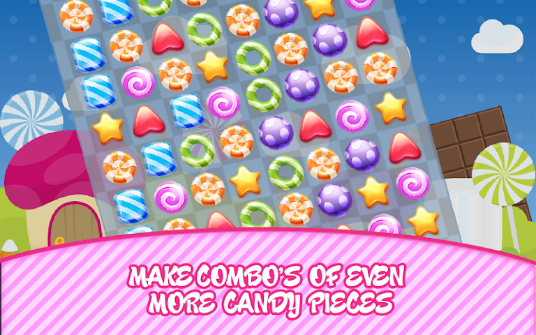 android Candy Match Screenshot 3