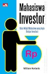 """Mahasiswa Investor - William Hartanto"""