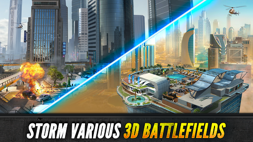 Sniper Fury: Online 3D FPS & Sniper Shooter Game screenshots 4