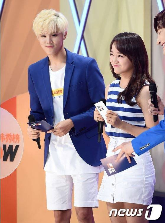 wooseok and sejeong