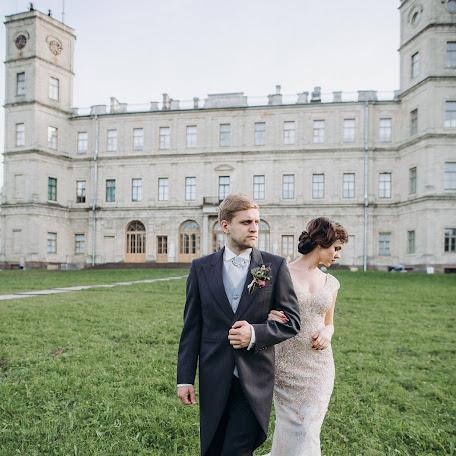 Wedding photographer Anna Evgrafova (FishFoto). Photo of 14.02.2018