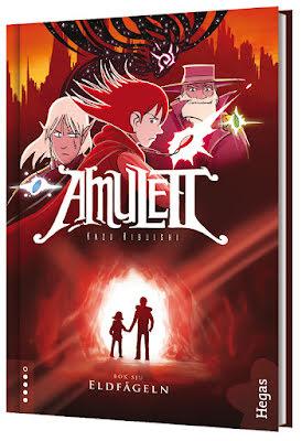 Amulett 7 -<br> Eldfågeln