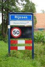 Photo: Hier kom ik Rijssen weer binnen.